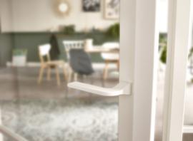 Skantrae SlimSeries witte Binnendeur SSL 4404 blank glas