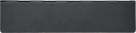 Binnenplaat Rechthoekig Mat Zwart - ID 1507