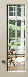 Austria Binnendeuren Colour Lux Plus Brest - Udine glas in lood