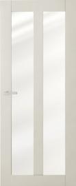 Austria Binnendeuren Sense Bright V1102 - Blank vlakglas
