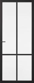 CanDo binnendeur Industrial Doncaster blank glas