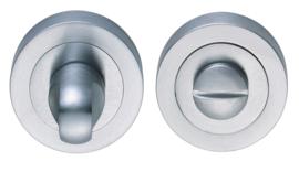 Skantrae Mat chroom Toiletgarnituur Astro