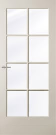 Austria Binnendeuren Dutch Line Montfoort - Blank facetglas