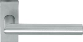 Deurkruk Rechthoekig Mat RVS - ID 0400