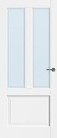 CanDo binnendeur Dimension Jersey met blank facetglas