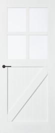 Skantrae Cottage SKS 2518 met blank glas
