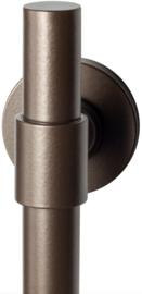 Hipi Deux+ Bronze blend kruiskruk op ronde rozet