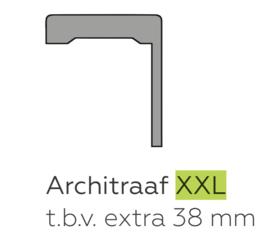 Austria architraaf XXL 2/2700 + 1/1350 mm