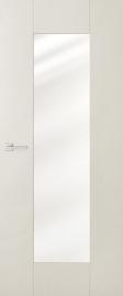 Austria Binnendeuren Sense Brave - Blank vlakglas