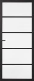 Skantrae SlimSeries Zwarte Binnendeur SSL 4005