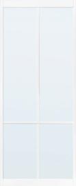 Skantrae SlimSeries Ultra Witte Binnendeur SSL 4208 Blank Glas