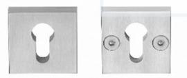 LSQ-veil B-KT Veiligheidscilinderrozet met Kerntrek- beveiliging