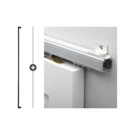 Schuifdeur pakket Slimserie ULTRA hang en sluit 559 - Deurgreep Tupelo 160 Mat Zwart
