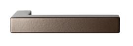 Zaki+ Bronze blend deurkruk