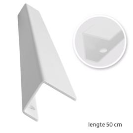 TAATS deur pakket Slimserie ULTRA hang en sluit 609 - Deurgreep Vernal 50 mat wit