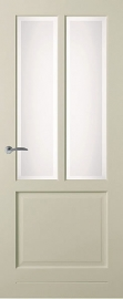 Austria Binnendeuren Colour Lux Plus Brest - Blank vlakglas