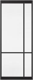 Skantrae SlimSeries Ultra Zwarte Binnendeur SSL 4107