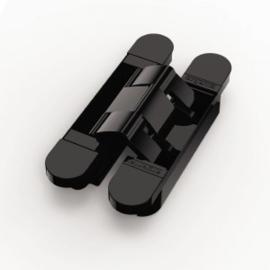 Inkrozing, levering en montage blind scharnier mat zwart Argenta NEO S5 Zwart