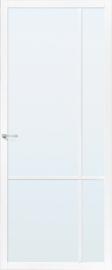 Skantrae SlimSeries witte Binnendeur SSL 4407 blank glas