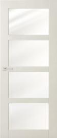 Austria Binnendeuren Sense Bright H804 - Blank vlakglas