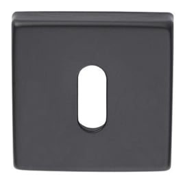 Skantrae sleutelrozet Tulsa mat zwart