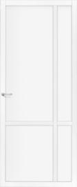 Skantrae SlimSeries Witte Binnendeur SSL 4077 paneeldeur