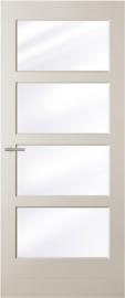 Austria Binnendeuren Dutch Line Barneveld - Blank facetglas