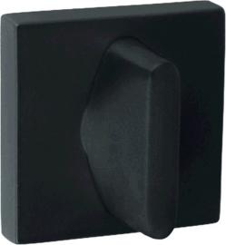 Toiletset Vierkant Mat Zwart - ID 1102