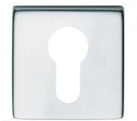 Skantrae Mat chroom Sleutelrozet DND Square CSA