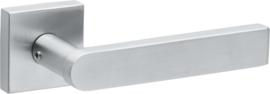 Deurkruk Vierkant Mat RVS - ID 0200