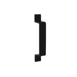 Handgreep mat zwart 200 mm