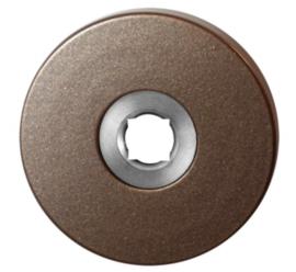 rozet 50x6 mm Bronze blend