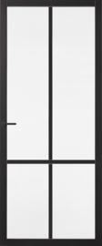 Skantrae SlimSeries Zwarte Binnendeur SSL 4008
