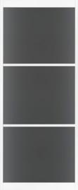 Skantrae SlimSeries Ultra Witte Binnendeur SSL 4203 Rookglas
