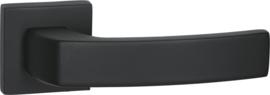 Deurkruk Vierkant Mat Zwart - ID 1101
