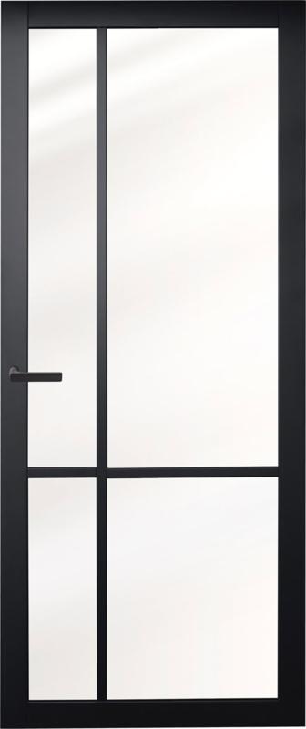 Wonderbaarlijk Zwarte Binnendeuren | Deurmarkt.com KH-38