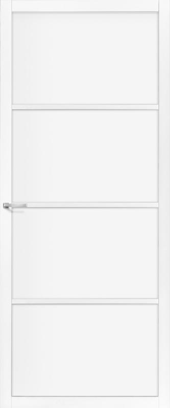 Skantrae SlimSeries Witte Binnendeur SSL 4054 paneeldeur