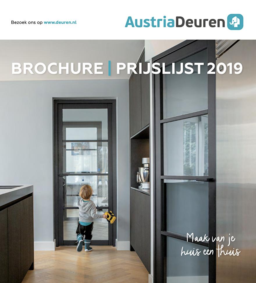 Prijslijst Austria Deuren