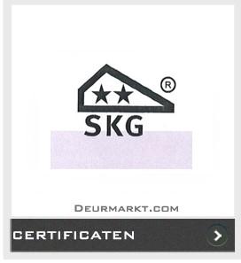 certificaten Skantrae deurmarkt.com