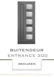 Buitendeur Entrance 300 Skantrae
