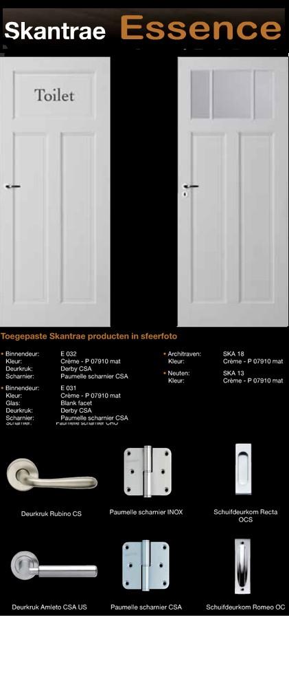 essence deur voorbeeld