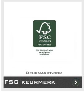 FSC keurmerk deurmarkt