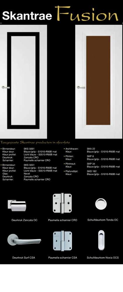 fusion deur voorbeeld
