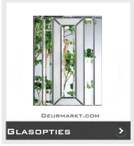 Glas opties deur Skantrae Deurmarkt