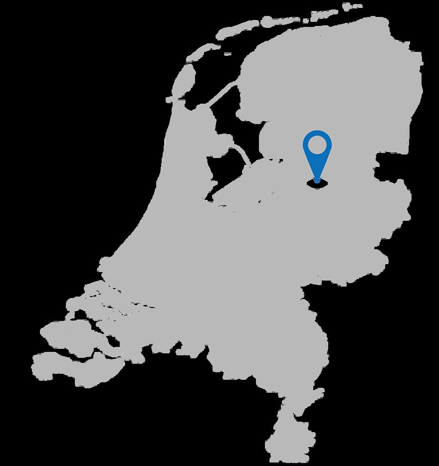 Locatie Deurmarkt.com Nederland Heerde