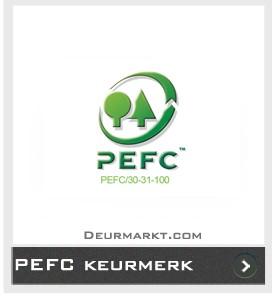 pefc keurmerk Deurmarkt.com