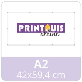 Spandoek A2 42 x 59,4 cm