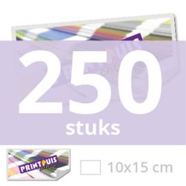 Sticker rechthoekig 10 x 15 cm - 250x