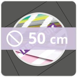 Vloersticker OUTDOOR rond - 50 cm