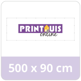 Spandoek 500 x 90 cm